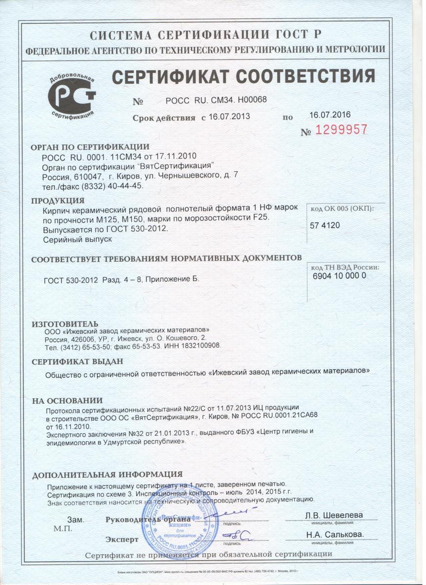 Сертификация строительных материалов удмуртия сертификация садовой мебели